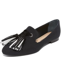 Smoking Slippers With Tassels