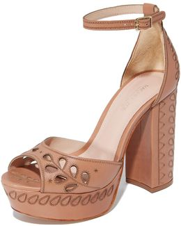 Juliana Platform Sandals