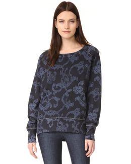 Max Printed Sweatshirt