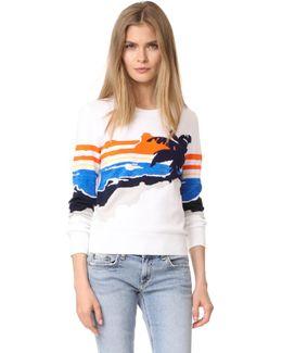 Nicki Graphic Sweater