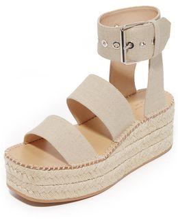 Tara Platform Sandals