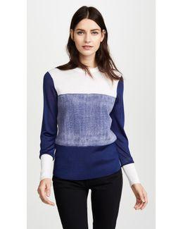 Marissa Crew Neck Sweater
