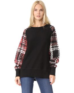 Linton Racer Sweatshirt