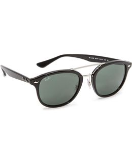 Highstreet Browbar Sunglasses