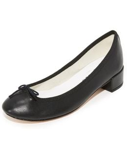 Camille Ballerina Heels