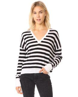 Bevan V Neck Sweater