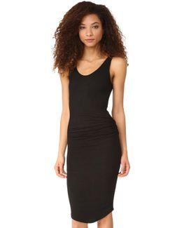 Gia Sleevless Midi Dress
