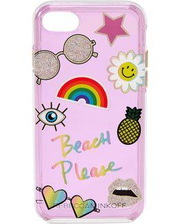 Beach Icon Iphone 7 Case