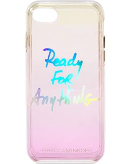 Ready For Anything Iphone 7 Case