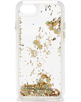 Mini Sunnies Glitterfall Iphone 7 Case
