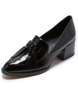 Edie Patent Loafers