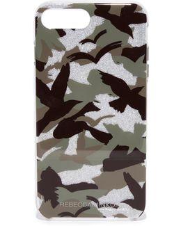 Camo Bird Iphone 7 Case