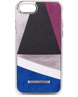 Patchwork Iphone 7 Case