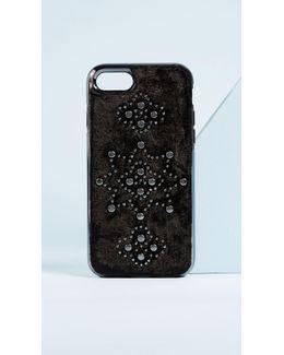 Velvet Iphone 7 Case