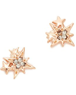 Stargazing Stud Earrings