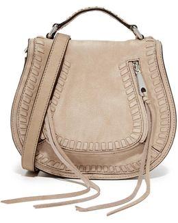 Small Vanity Saddle Bag