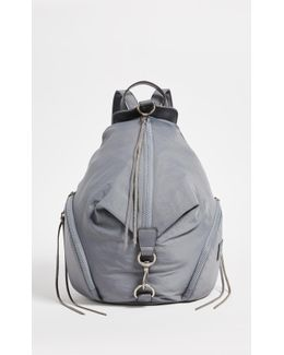 Nylon Julian Backpack