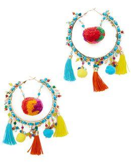 Yucatan Earrings
