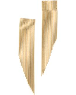 Chain Linear Drop Earrings