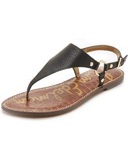 Greta Thong Sandals