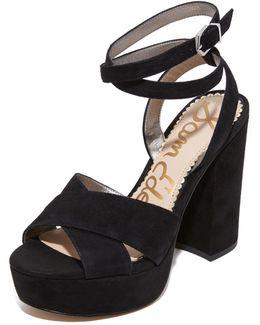 Mara Platform Sandals