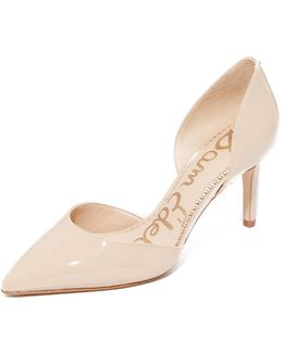 Telsa D'orsay Pumps