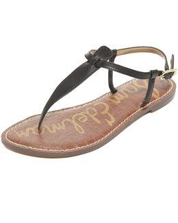 Gigi Flat Sandals