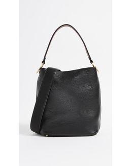 Nya Small Bucket Bag