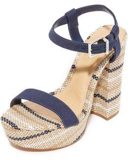 Marlan Platform Sandals