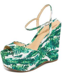 Patrycia Wedge Sandals