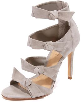 Miranda Bow Sandals