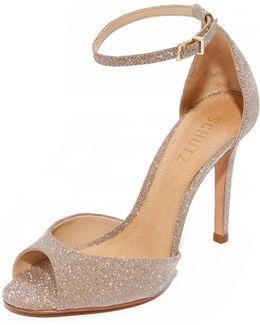 Sasha Lee Ankle Strap Heels