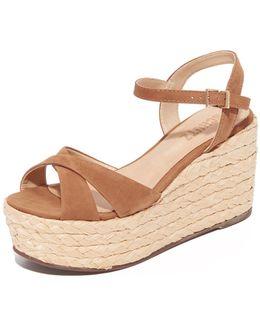 Keisi Platform Sandals
