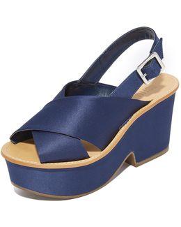 Miriam Platform Sandals