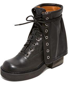 Katerina Combat Boots