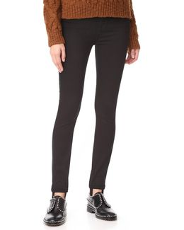 The Ankle Stirrup Skinny Jeans