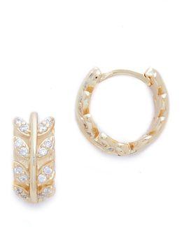 Amelia Huggie Earrings