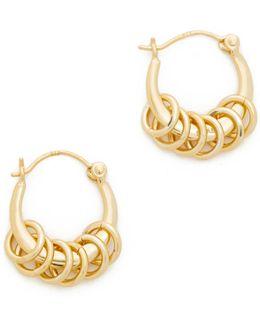 Karene Hoop Earrings