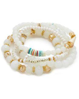 Amber Bracelet Set