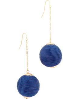 Matilda Chain Drop Earrings
