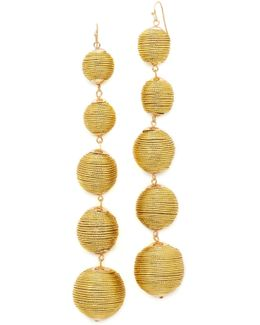 Lydia Ball Earrings