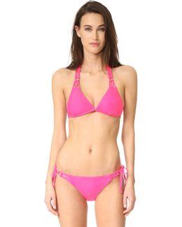 Multi String Bikini Top