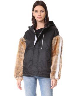 Gilmore Shearling Coat