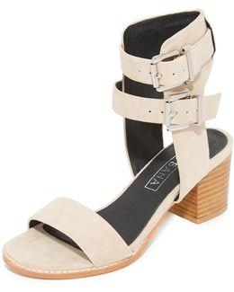 Porter Heel City Sandals