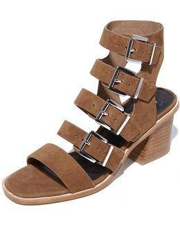 Jazz Heel Sandals