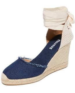Tall Wedge Espadrilles