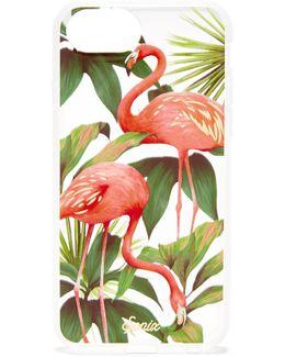 Flamingo Garden Iphone 6 / 6s / 7 Case