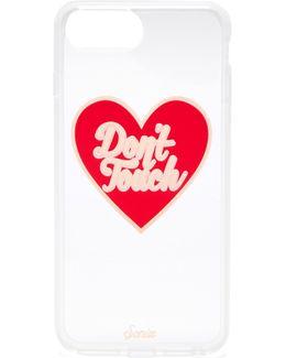 Don't Touch Iphone 6 Plus / 6s Plus / 7 Plus Case