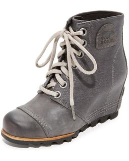 Pdx Wedge Booties