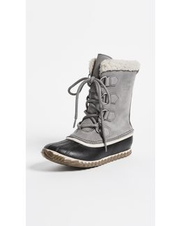 Caribou Slim Boots